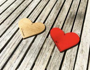 Hjertevedhæng